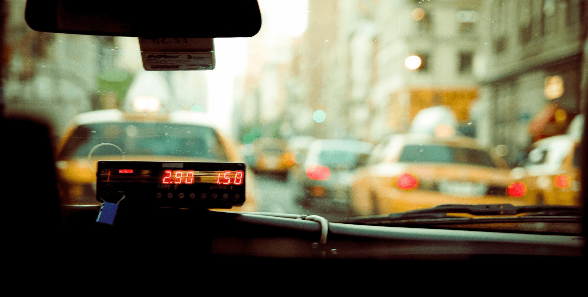 Legalización taximetros reforma