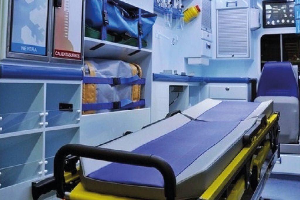 homologar ambulancias